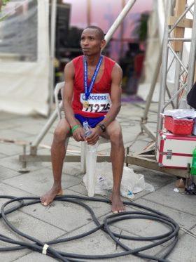 Lagos Marathon: First Nigerian, Goyet calls for support for athletes