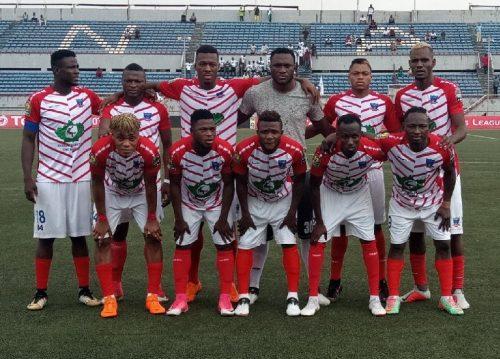 TotalCAFCL: Battered Lobi back in Nigeria, set to face MFM