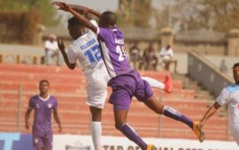 NPFL19: MFM edge South West derby; Kada, Go Round win