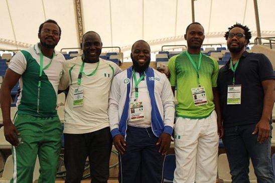 Taekwondo: Nigeria Coaches rates Int'l Open high