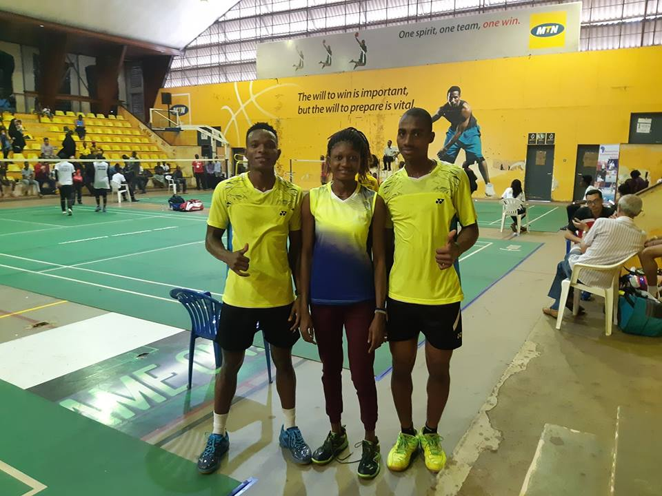 Nigeria's No. 2 badminton player sets sight on Olympics
