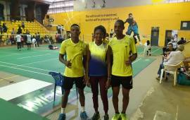 Godwin Olofua: I have the best doubles partner in the World