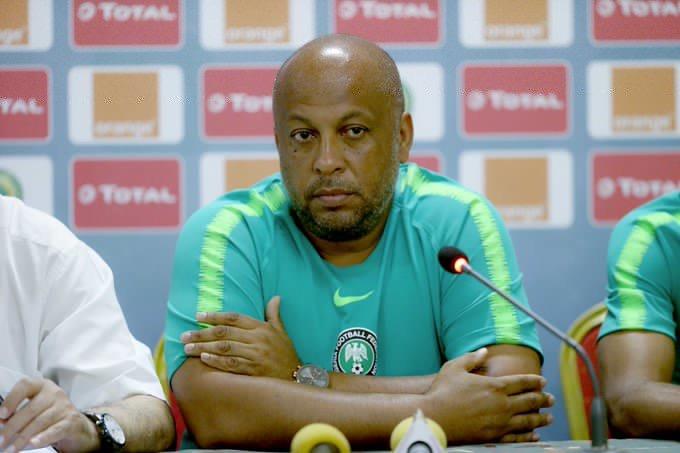 U20 AFCON: Aigbogun talks down pressure ahead Burundi clash