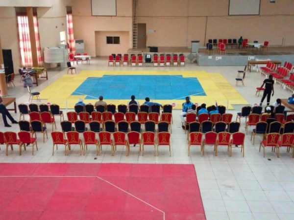 Nigeria Taekwondo Open kicks off in Abuja