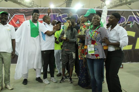 Taekwondo: Nigeria emerges best team at Int'l Open