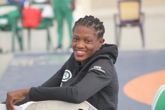 German Grand Prix: it is gold for Adekuoroye