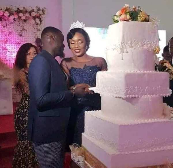 Eboue marries former girlfriend to 'start life anew'