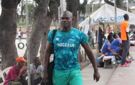 Nigeria handball teams resume camp as Nnamani spits fire