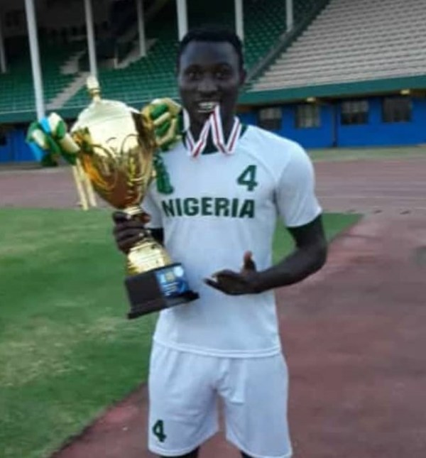 Ibrahim Owolabi: I am looking forward to a great 2019