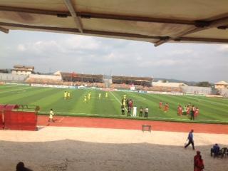 NPFL: El-Kanemi thrash Akwa; Heartland end winless run