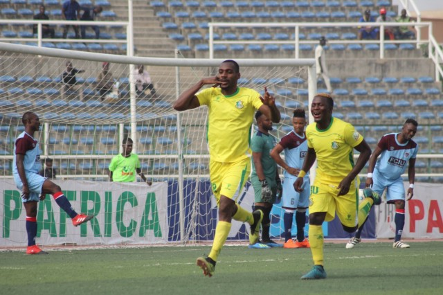 NPFL: Pillars fall on FCIU; Rangers contain Remo Stars