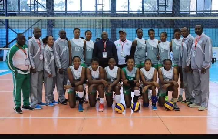 Nigeria Customs hammer USFA at Africa Club championship