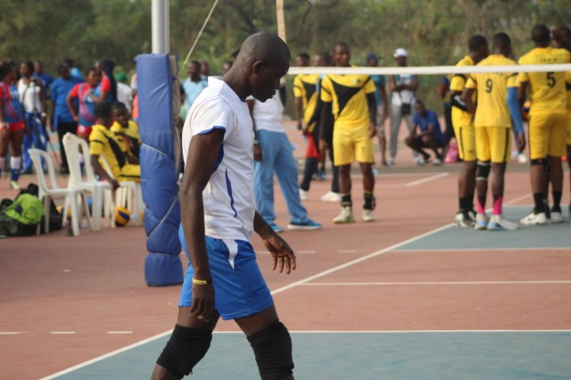 Nigeria Libero, John Salami eyes 4th AAG appearance