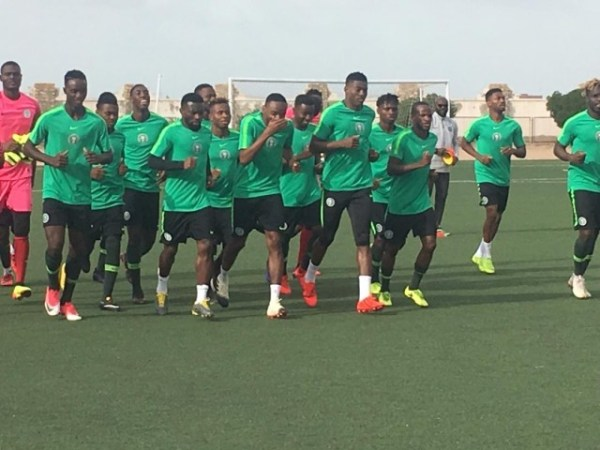 U23AFCON: Dream Team 7 begin journey to 2020 Olympics