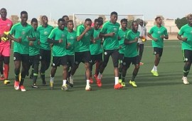 U23 AFCON: Olympic Eagles open against Elephants