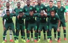 FIFA/Coca-Cola World Ranking: Nigeria moves 12 places