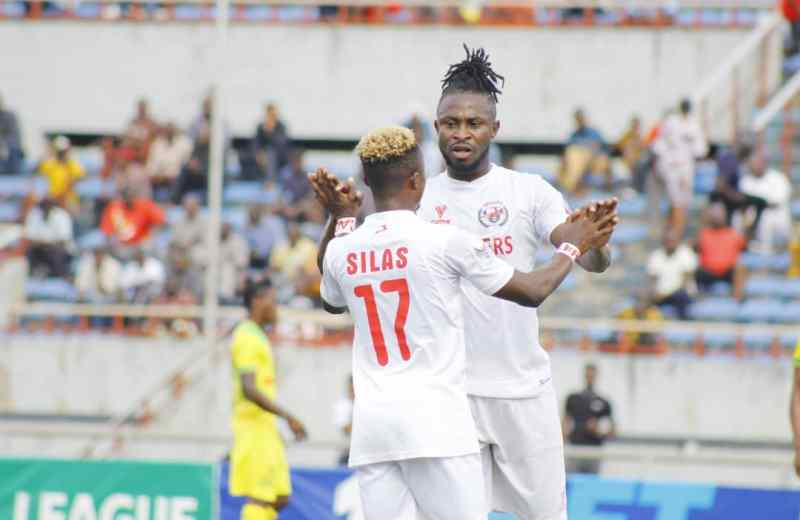 NPFL: Five-star Rangers go third, Akwa United go top