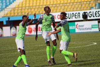 U23AFCON: Osimhen masterclass sends Nigeria to last round