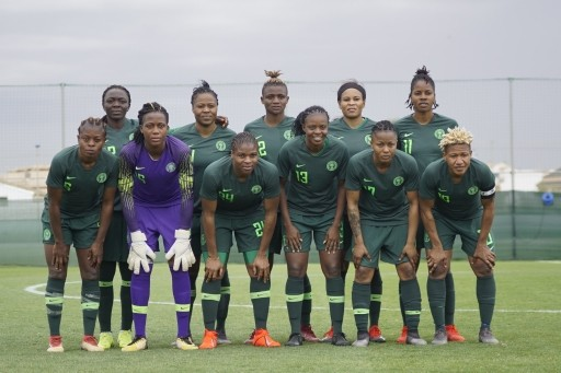 Super Falcons: Dike, Umotong shine in Selfoss rout