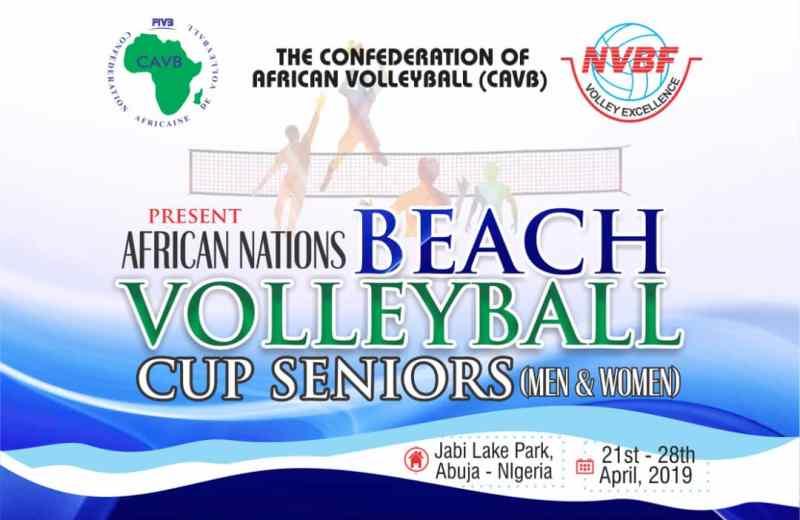 Nigeria ready to host Africa Beach Volleyball – Musa Nimrod
