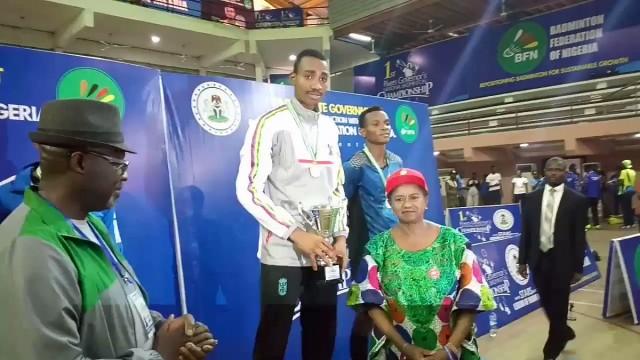 Anu Opeyori targets Gold at All Africa Senior Badminton C'Ship