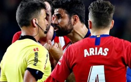 LaLiga: Diego Costa banned for eight matches