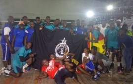 Ghana Police are Zone 3 Africa Volleyball Club Champions