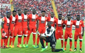 Horoya coach: We can stun Wydad in Casablanca