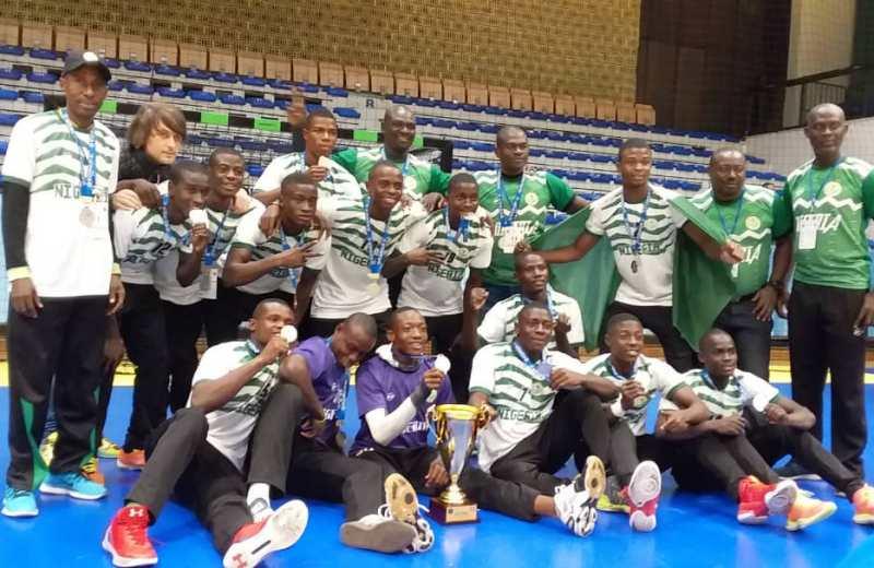 IHF Challenge Trophy: Nigeria U19 settle for silver