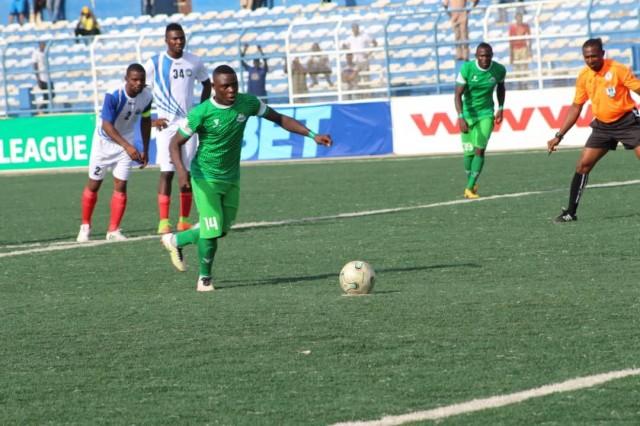 NPFL: Rangers extend unbeaten run; Nasarawa thrash Delta Force