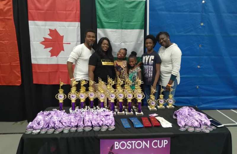 Gymnastics: Oluwateniola, Jedidiah dazzle at Boston Cup