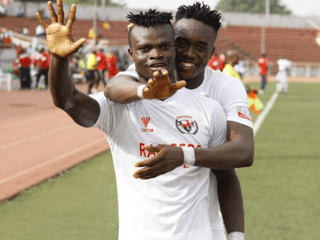 NPFL: Rangers' Pascal Seka banned for three matches