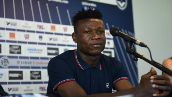 Ligue 1: Injured Samuel Kalu out of Marseille clash