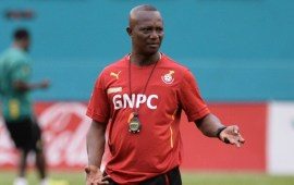 Ghana coach Appiah: No underdog teams at AFCON 2019