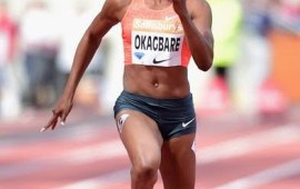 Okagbare qualifies for Tokyo Olympics and World C'Ships