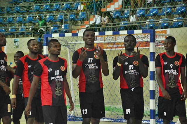 Handball Lge: COAS Shooters cage Prison Key Boys
