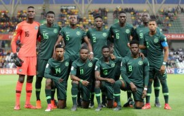 FIFAU20WC: Nigerians roast Flying Eagles after US defeat