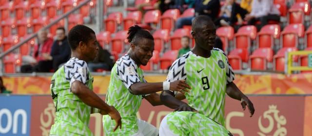 U20WC: Four-star Nigeria thrash Qatar in Tychy