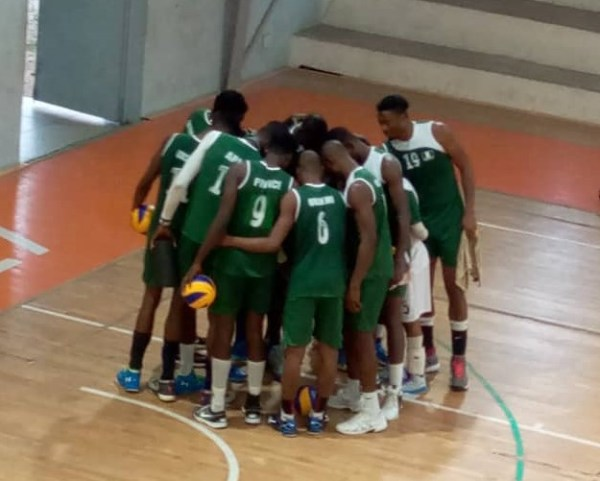 AAG Volleyball Qualifiers: Nigeria outclass Niger Republic
