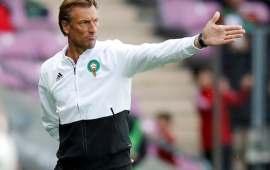 Hervé Renard to depart Morocco after AFCON
