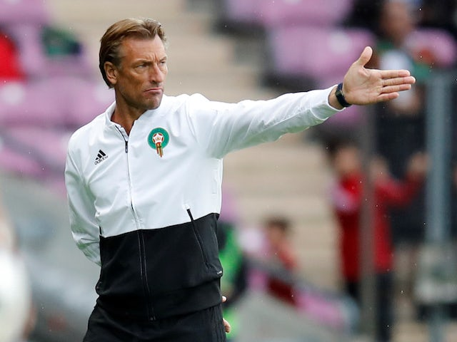 Hervé Renard to depart Morocco after AFCON
