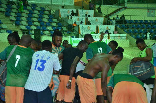 Kano Pillars condemn Safety Shooters to first defeat