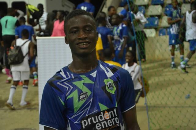 Handball: Hakeem Salami inspires Seasiders to victory