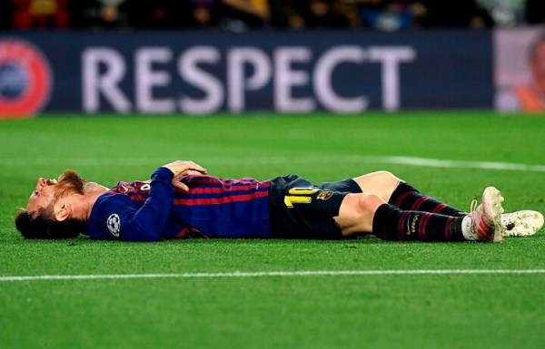 UCL Semi-final: Messi double downs Liverpool at Camp Nou