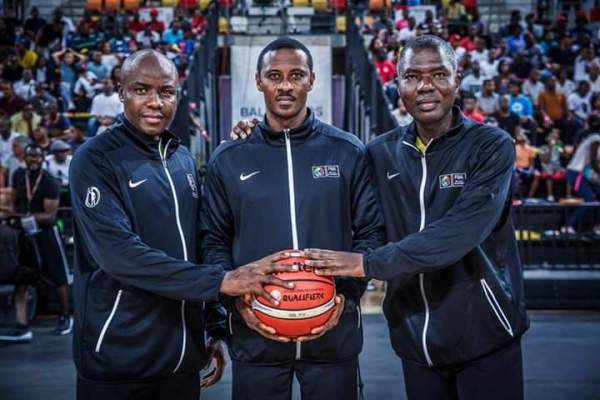 Kingsley Ojeaburu to officiate at the 2019 FIBA World Cup