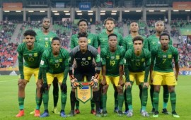 FIFAU20WC: South Africa thrashed, Mali draw