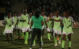 Tokyo 2020: Falcons target outright win against Cote d'Ivoire
