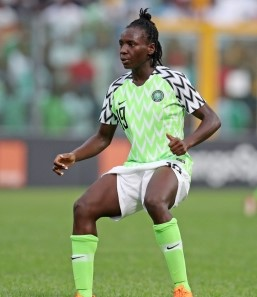 Super Falcons: Ihezuo nets brace in Henan Huishang win