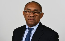 CAF President Ahmad Ahmad arrested in France
