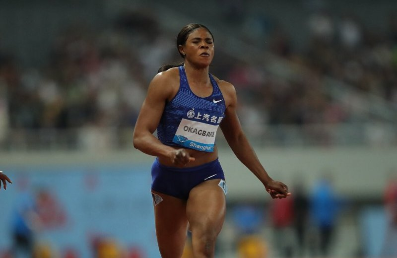 Okagbare records 1st IAAF Diamond League win in Rabat